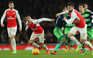 Moving Sanchez can make Giroud better - Henry