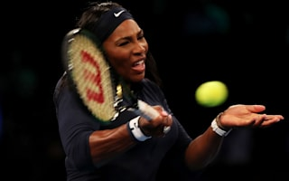 Serena rolls through Indian Wells opener