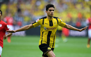 Bartra happy with playing time at Dortmund