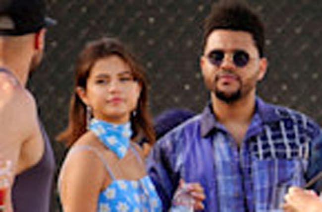 The Weeknd Shows Support For Selena Gomez On Instagram