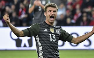 Low: I'd have preferred it if Muller scored at the Euros!
