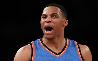 Landmark outing for Westbrook, Cavs down Lakers