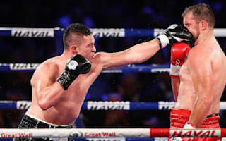 Parker called out by Bellew, Whyte after underwhelming first defence