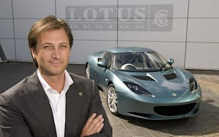 Lotus boss fired