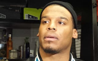 Cam Newton proud to be a sore loser