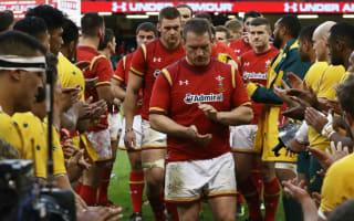 Jenkins rues Wales' errors as Australia win again