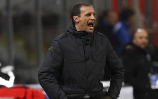Allegri demands Juve improvement