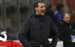 Allegri demands Juve improvement