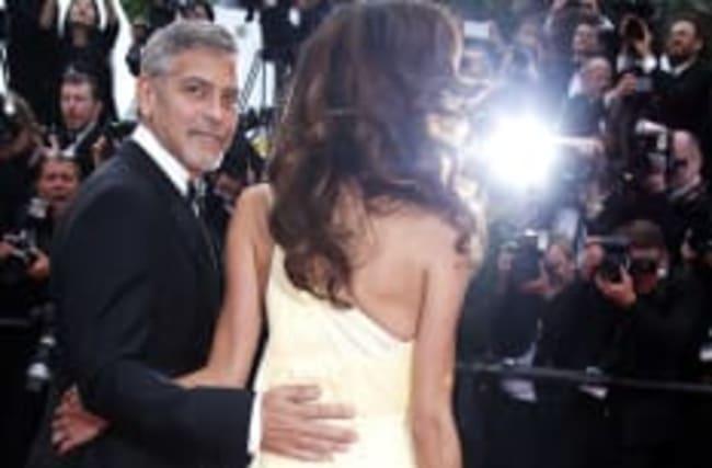 George Clooney parle de son futur rôle de père