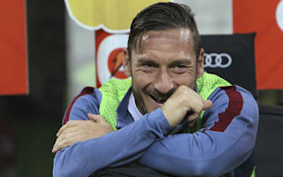 Spalletti claims Totti can play beyond 2016-17