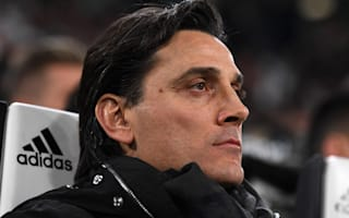 Montella not complaining about penalty decision