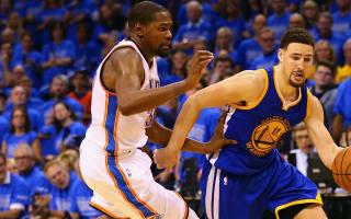Thompson still 'shocked' Durant joined Warriors