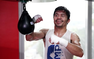 Crawford purse must be worth the risk for Pacquiao - Arum