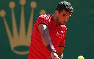 Dimitrov battles past Karlovic to set up Schwartzman showdown