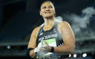 Rio 2016: Adams pleased 'everything is legit' despite silver