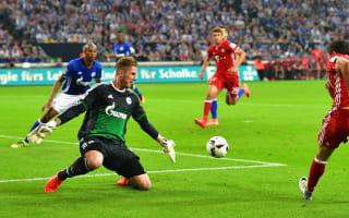 Schalke 0 Bayern Munich 2: Lewandowski, Kimmich on target late on