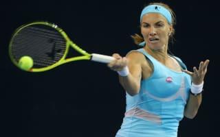 Kuznetsova eases through in Tianjin, Putintseva out