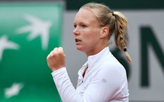 Bertens beats Bacsinszky to seal Serena showdown