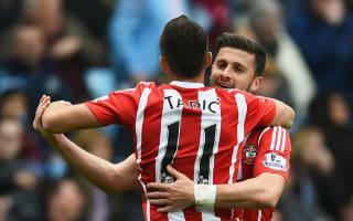 Aston Villa 2 Southampton 4: Tadic brace piles misery on crisis club