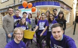 Young entrepreneurs set out plans to save high street