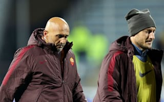 I did not do my job well - Spalletti regrets Roma Totti division