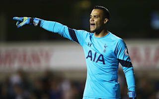 Vorm signs new Spurs deal