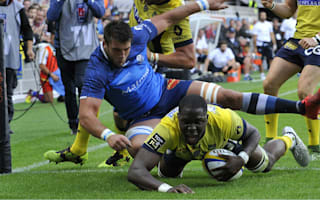 Clermont go top, Toulouse cruise to home victory
