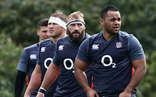 Vunipola returns as England chase All Blacks record in Dublin