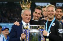 Schmeichel pays tribute to Ranieri