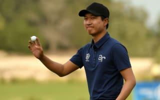 Wang leads by three in Qatar