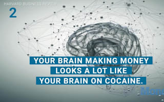 This is what happens to your brain when you spend money
