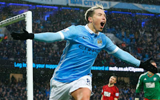 Nasri makes pitch for City future after West Brom winner