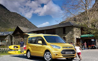 First drive: Ford Tourneo Connect