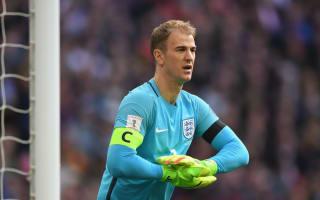 'Last man standing' - Hart proud to take England armband