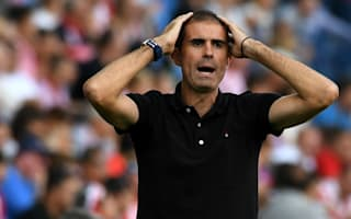 'Until Madrid score the final whistle doesn't blow' - Deportivo boss Garitano