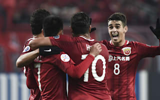 Oscar and Hulk star for Shanghai SIPG as ACL goes goal crazy