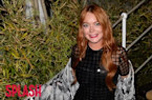 Lindsay Lohan Developing Netflix Show About Russian Oligarchs
