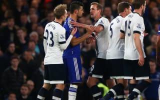 Kane: Chelsea celebrated like they won title