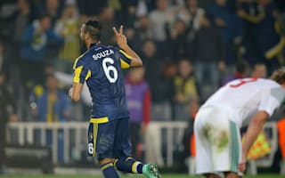 Fenerbahce 2 Lokomotiv Moscow 0: Sousa at the double