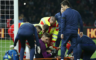 Butland set to miss Euro 2016 after fracturing ankle