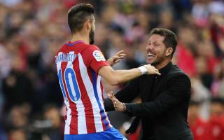 Carrasco backs Simeone and talks down Atletico crisis