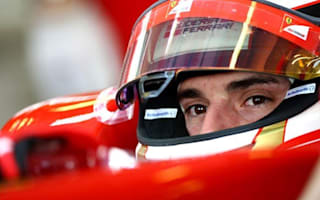 Bianchi says Ferrari 'worked hard' for career