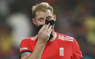 Stokes 'blown away' by support