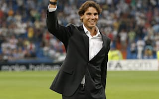 Nadal: I would like to be Real Madrid president