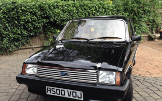 'Brand New' Austin Metro for up for auction