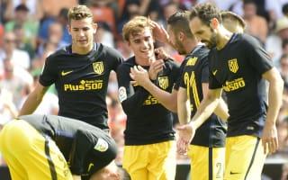 Valencia 0 Atletico Madrid 2: Los Che fail to make Atleti pay the penalty