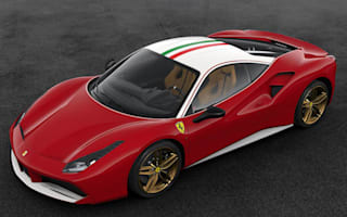 Ferrari celebrates anniversary with special liveries