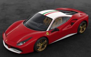 Ferrari celebrates anniversary with special liveries