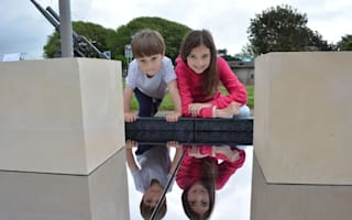 D-Day landings sculpture unveiled in Normandy