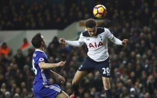 Tottenham 2 Chelsea 0: Alli at the double to derail Conte's record men